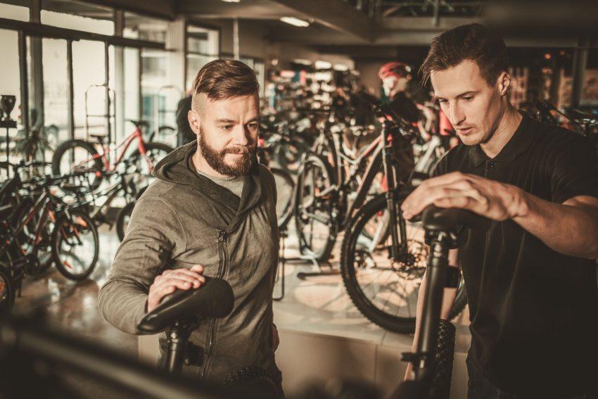 vendita bici trek